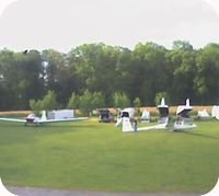 Ubersberg Airfield webcam