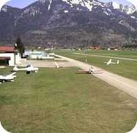 Unterwossen Airfield webcam