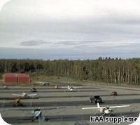 Wasilla Airport webcam
