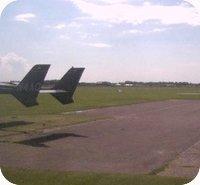 Middelburg-Zeeland Airfield webcam