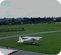 Zwickau Airifeld webcam