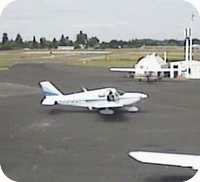 Aurora State Airport Webcam