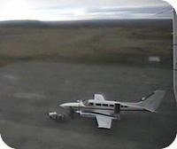 Capitan Fuentes Martinez Airport webcam