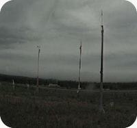 Dease Lake Airport webcam