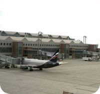 Dresden International Airport webcam