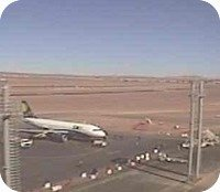 El Loa Airport webcam