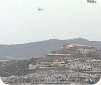 Ibiza Airport webcam