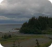 Johnstone Point Airfield webcam