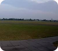 Lubin Airfield webcam
