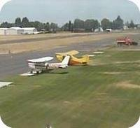 Moses Lake Airport webcam
