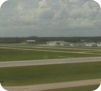 Naples Airport webcam