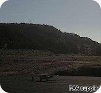 Ouzinkie Airport webcam