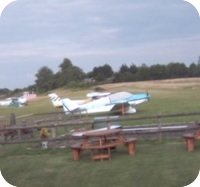 Popham Airfield webcam