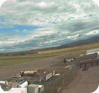 Prince George Airport webcam