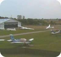 Radom Piastow Airfield webcam