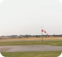 Randers Airfield webcam