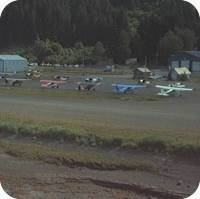 Seldovia Airport webcam