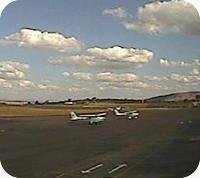 Varginha Airport webcam