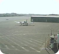 Woodbine Airport Webcam