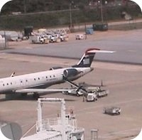 Harrisburg Airport webcam