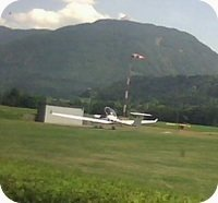 Kufstein Langkampen Airfield webcam