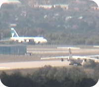 Moscow Ramenskoye Airport webcam