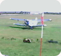 Piotrkov Airfield webcam