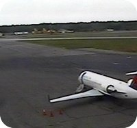 Range Regional Airport webcam