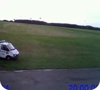 Schaffen Airfield webcam