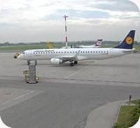Linz Airport webcam