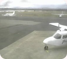Hobart Cambridge Airport webcam