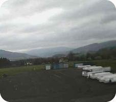 Mikulovice Airport webcam