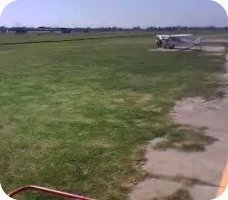 Ezpeleta Airfield webcam