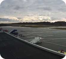 Haugesund Airport webcam