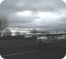 Pontoise Cormeilles Airfield webcam
