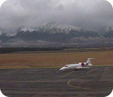 Poprad Tatry Airport webcam