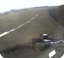 Flugplatz Bad Pyrmont Airfield webcam