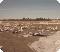 Brampton Airport webcam