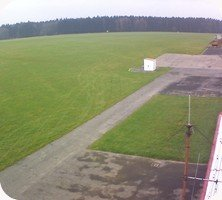 Letiste Chotebor Airfield webcam