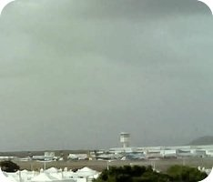 Lanzarote Airport webcam