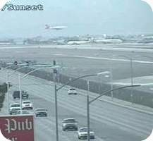 Las Vegas McCarran Airport webcam