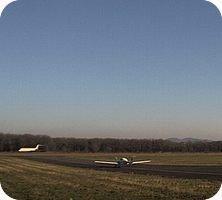 Letalisce Maribor Airport webcam