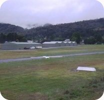 Mount Beauty Airport webcam