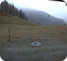 Chamois Altiport Airfield Webcam