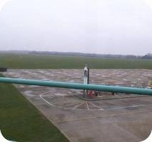 Sywell Airport webcam