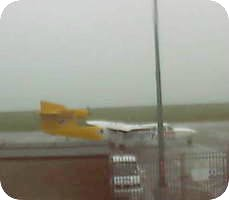 Alderney Airport webcam