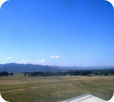 Tamworth Airport webcam