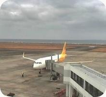 Amami Airport webcam