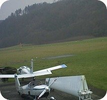 Flugplatz Eferding Airfield webcam