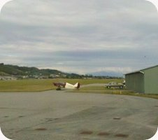 Greymouth Airport Webcam